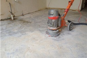 Concrete Grinding All Stripped