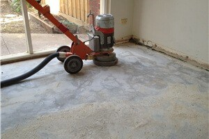 Concrete Grinding - All Stripped
